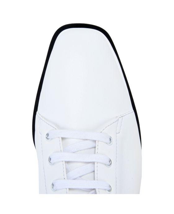 STELLA McCARTNEY Black and White Sneak-Elyse Sneakers Woman p