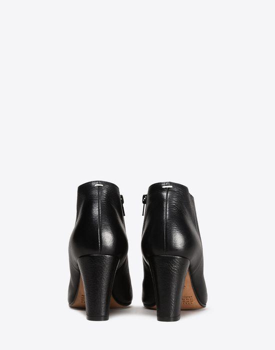 MAISON MARGIELA Calfskin open-toe ankle boots Sandals D d