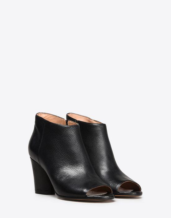 MAISON MARGIELA Calfskin open-toe ankle boots Sandals D r