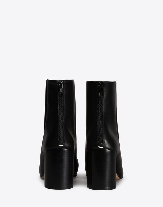 MAISON MARGIELA Calfskin Round-toe 'Socks' ankle boots Ankle boots Woman d