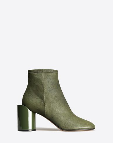 MAISON MARGIELA 22 Ankle boots D Brushed leather ankle boots f