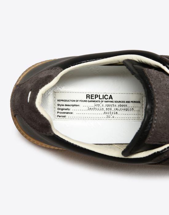 MAISON MARGIELA Calfskin 'Replica' sneakers Sneakers Woman a
