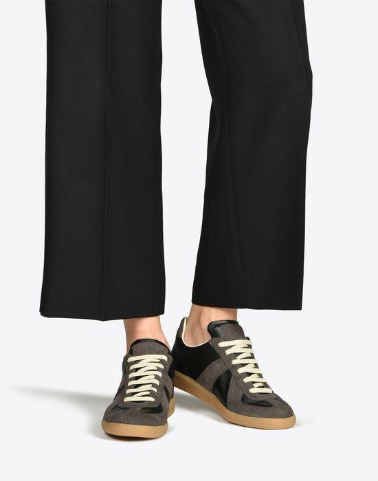 MAISON MARGIELA Calfskin 'Replica' sneakers Sneakers Woman b