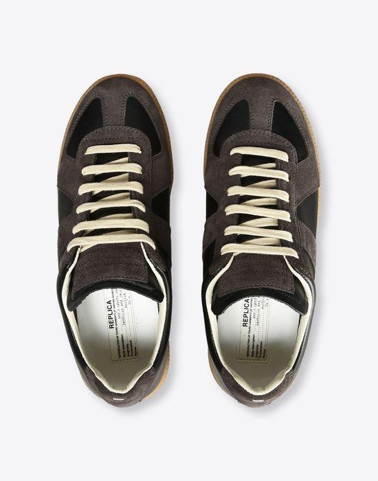 MAISON MARGIELA Calfskin 'Replica' sneakers Sneakers Woman d