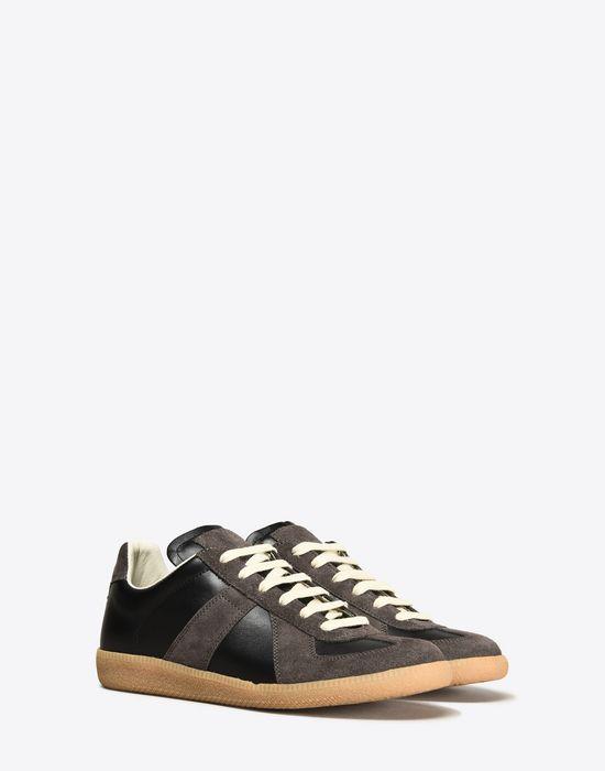 MAISON MARGIELA Calfskin 'Replica' sneakers Sneakers Woman r