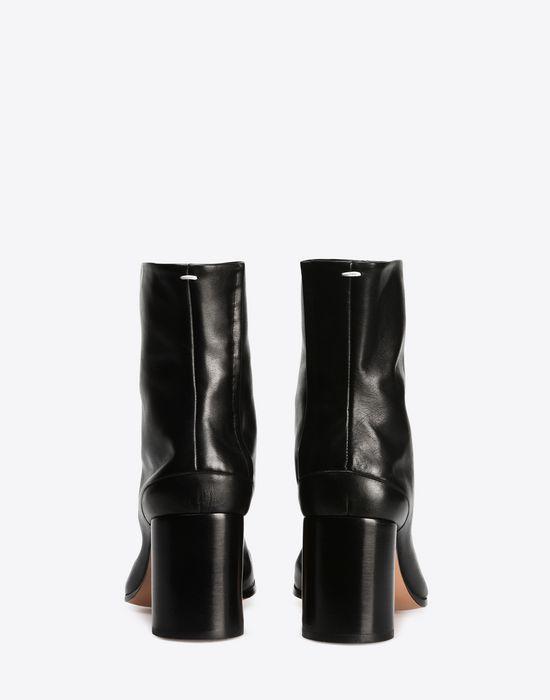MAISON MARGIELA 22 Brushed calfskin 'Tabi' boots Ankle boots D d