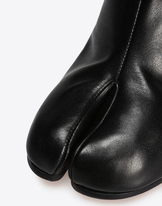 MAISON MARGIELA 22 Brushed calfskin 'Tabi' boots Ankle boots D e
