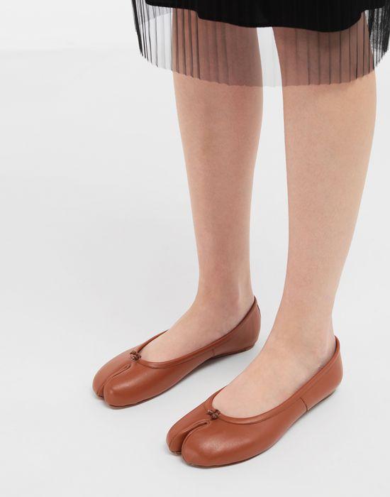 MAISON MARGIELA Ballet 'Tabi' shoes Tabi ballet flats [*** pickupInStoreShipping_info ***] b
