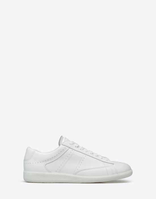 order cheap price sale best Maison Margiela White Security Sneakers cheap sale online Gq7pN4P