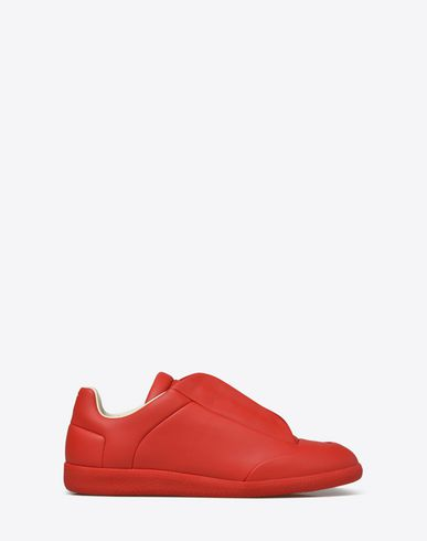 MAISON MARGIELA Sneakers [*** pickupInStoreShippingNotGuaranteed_info ***] 'Future' low-top calfskin sneakers f