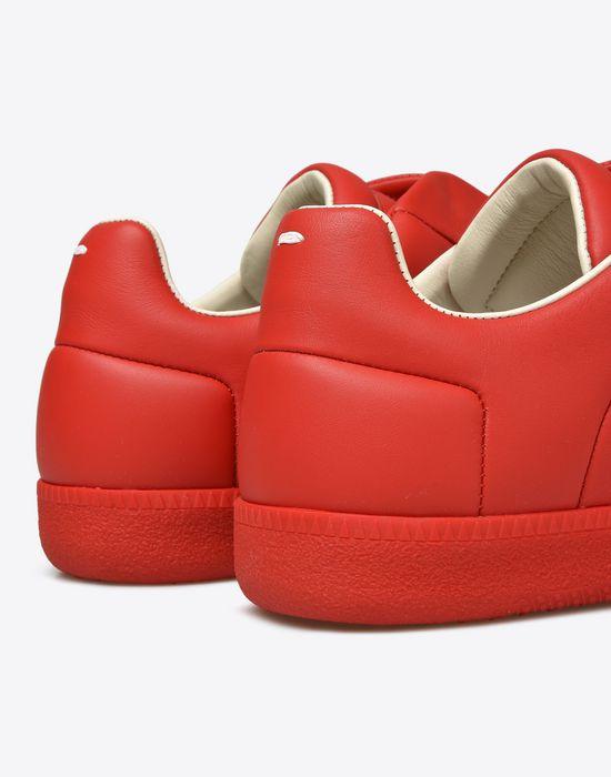 MAISON MARGIELA 'Future' low-top calfskin sneakers Sneakers [*** pickupInStoreShippingNotGuaranteed_info ***] e