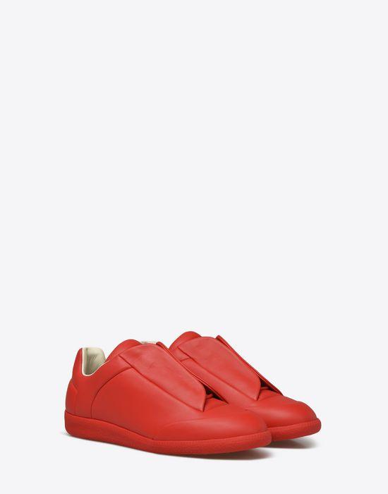 MAISON MARGIELA 'Future' low-top calfskin sneakers Sneakers [*** pickupInStoreShippingNotGuaranteed_info ***] r