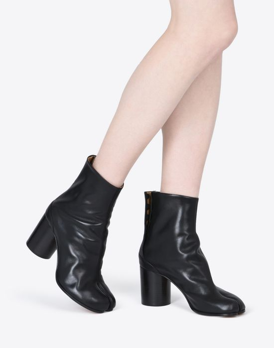 MAISON MARGIELA 22 Calfskin Tabi boots Ankle boots D b