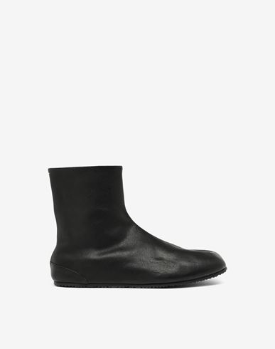 MAISON MARGIELA 「タビ」ブーツ [*** pickupInStoreShippingNotGuaranteed_info ***] タビ アンクル ブーツ f
