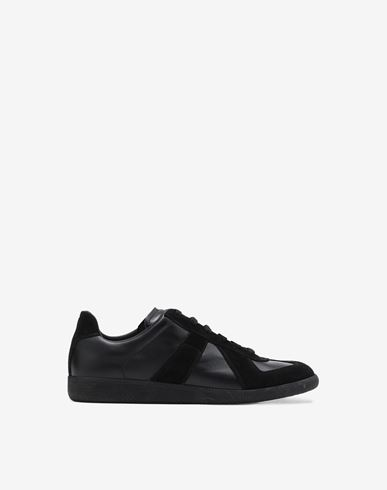 MAISON MARGIELA Sneakers Man Low top calfskin Replica sneakers f