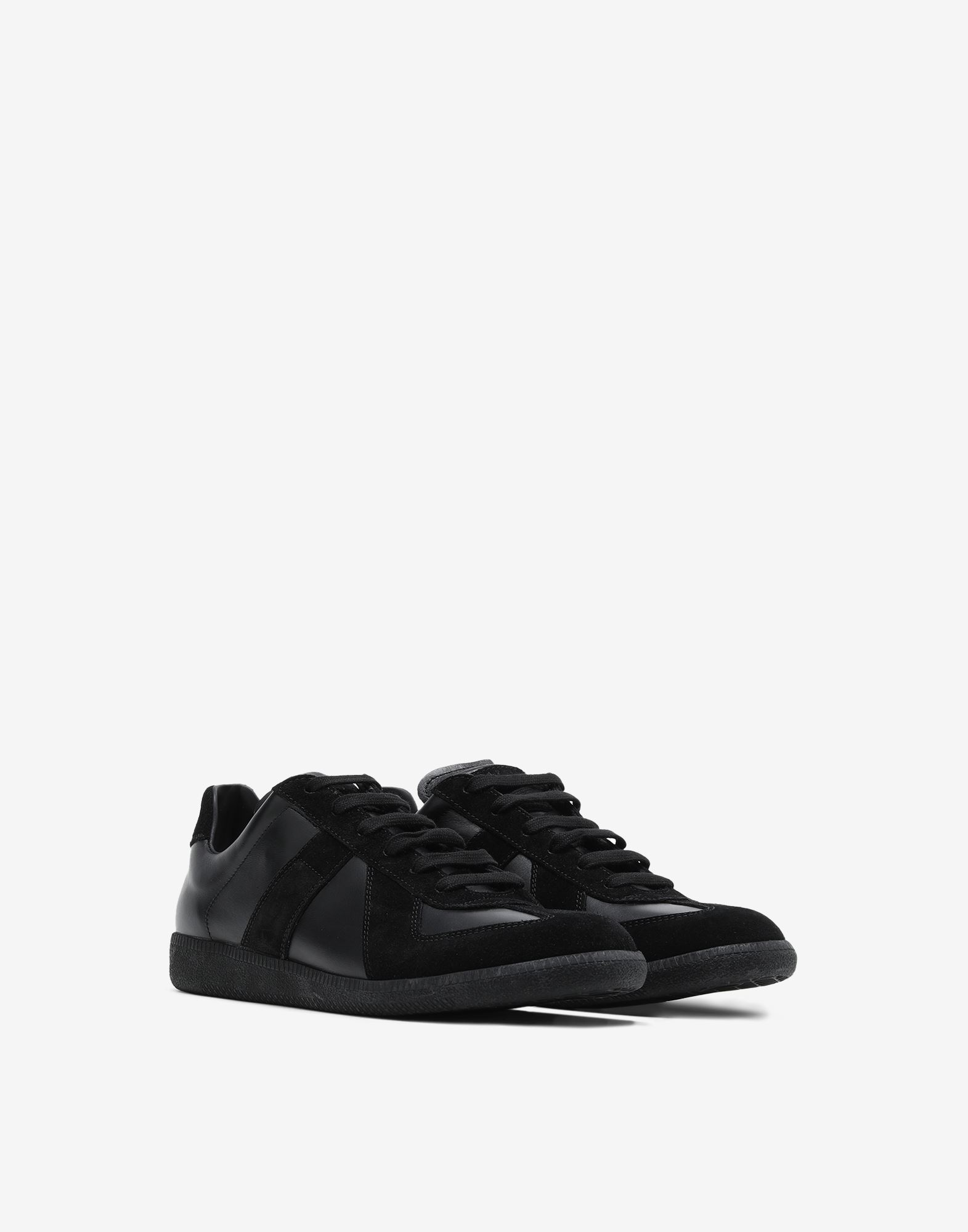 MAISON MARGIELA Low top calfskin Replica sneakers Sneakers Man r