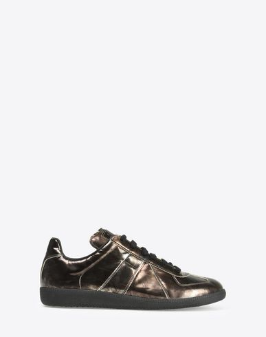 MAISON MARGIELA 22 Sneakers U Low top metallic Replica sneakers f