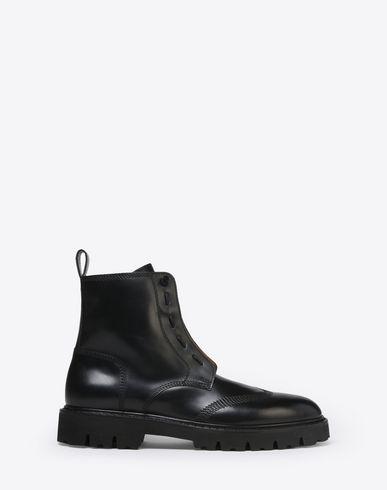 MAISON MARGIELA Ankle boots U Calfskin combat boots f