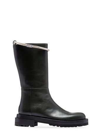 Marni Leather high boot  Woman