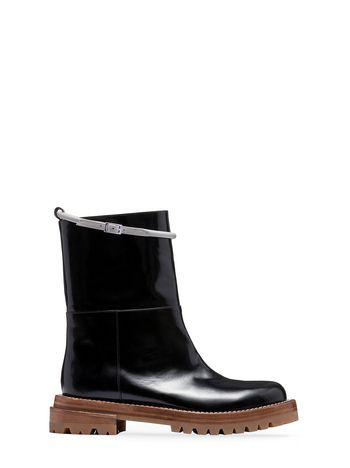 Marni Low boot in calfskin Woman