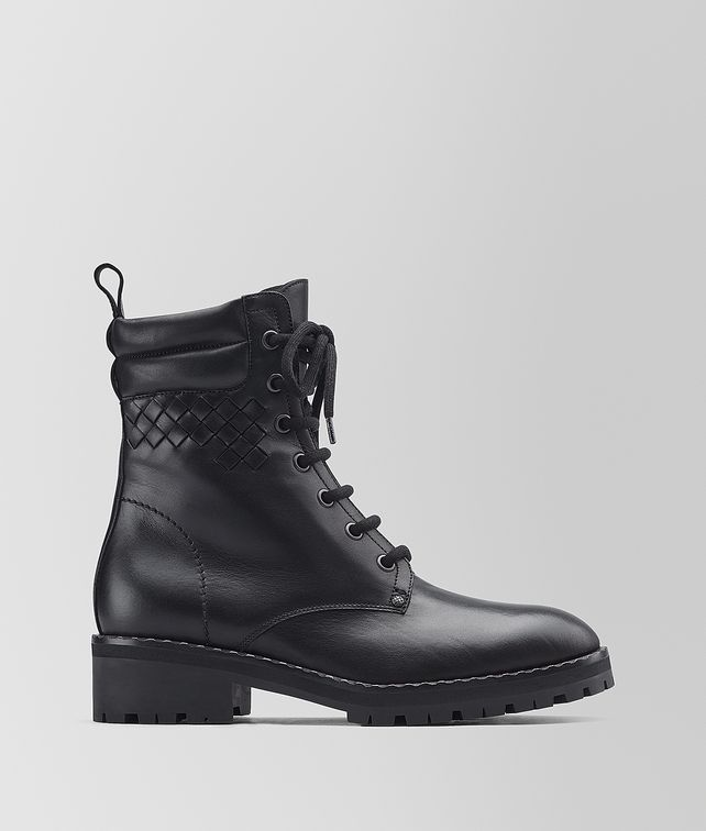 BOTTEGA VENETA NERO CALF ELDFELL BOOT Boots and ankle boots [*** pickupInStoreShipping_info ***] fp