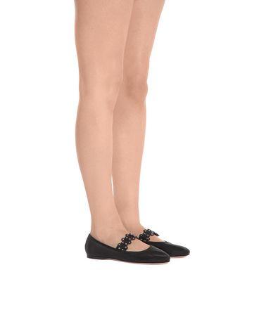 REDValentino NQ2S0973GGN N04 Ballerina Woman b