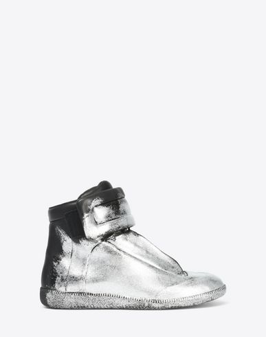 MAISON MARGIELA Sneakers U Future High Top glitter sneakers f