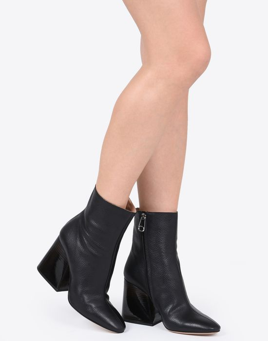 Maison Margiela Flared ankle boots cheap sale really outlet Manchester cheap sale Manchester 2014 newest cheap online tumblr online vAhaeRXFLY