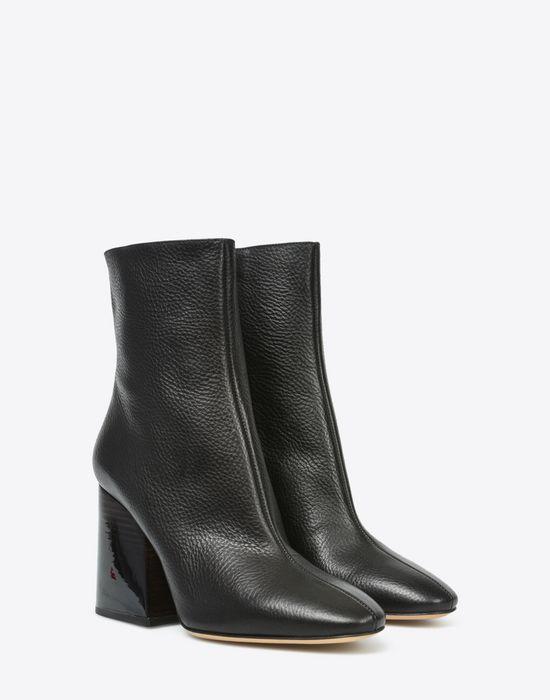 Maison Margiela Flared heel ankle boots KoDe8