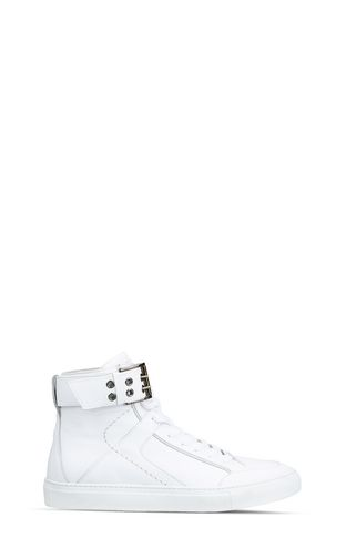JUST CAVALLI Sneakers U Sneakers with high upper and strap f
