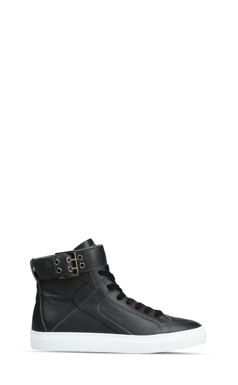 JUST CAVALLI Sneaker con tomaia alta e cinturino Sneakers U f