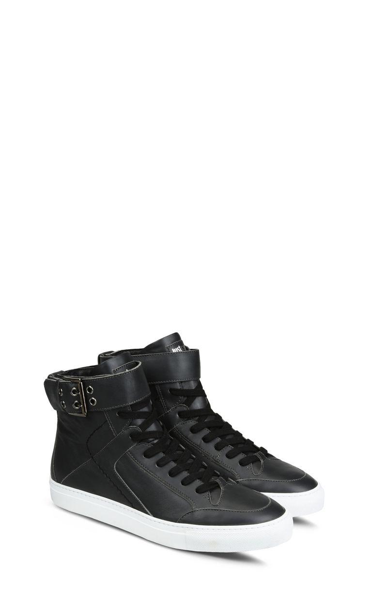 JUST CAVALLI Sneaker con tomaia alta e cinturino Sneakers U r