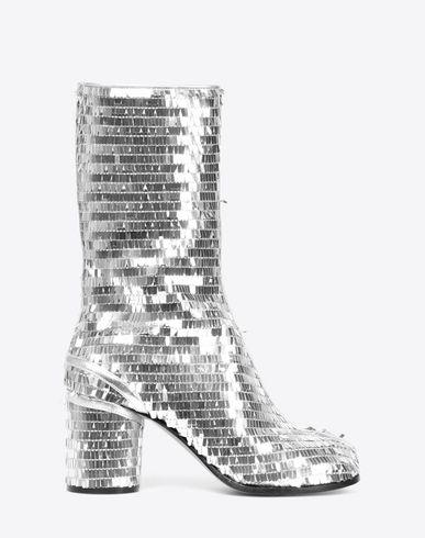 MAISON MARGIELA 22 Ankle boots D Sequin Tabi boots f