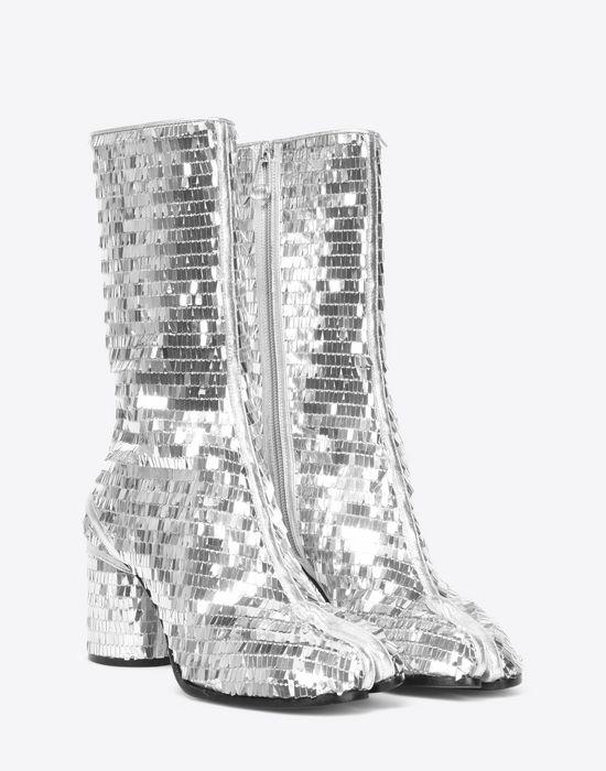 footaction cheap online 100% authentic sale online Maison Margiela Sequin Ankle Boots discount visa payment xb09fk