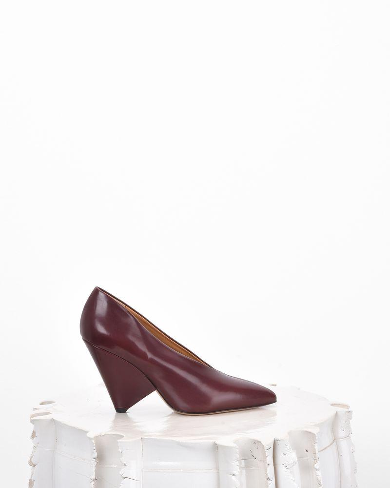 Isabel Marant Pandel leather pumps