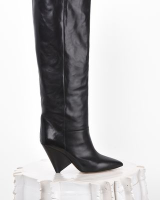 LOKYO leather boots