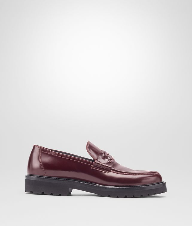 BOTTEGA VENETA LORDOWN MOCASSIN IN BAROLO CALF Mocassin or Slipper Man fp