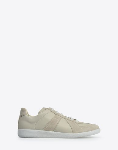 MAISON MARGIELA 22 Sneakers U Low top calfskin Replica sneakers f