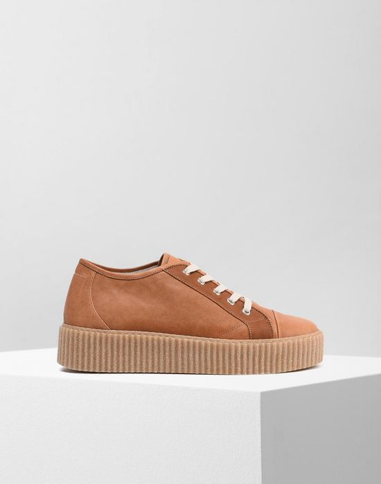 MM6 MAISON MARGIELA Platform sole sneakers 7aVn7L
