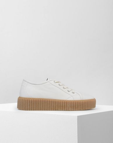 MM6 MAISON MARGIELA Sneakers D Platform leather sneakers f