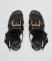 BOTTEGA VENETA SANDALS IN NERO CALF Pump or Sandal D ep