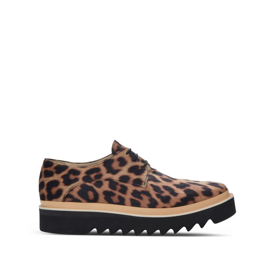 Leopard Luis Brogue