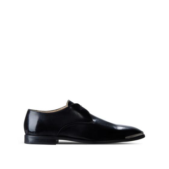 Black Eco Oxford Shoes