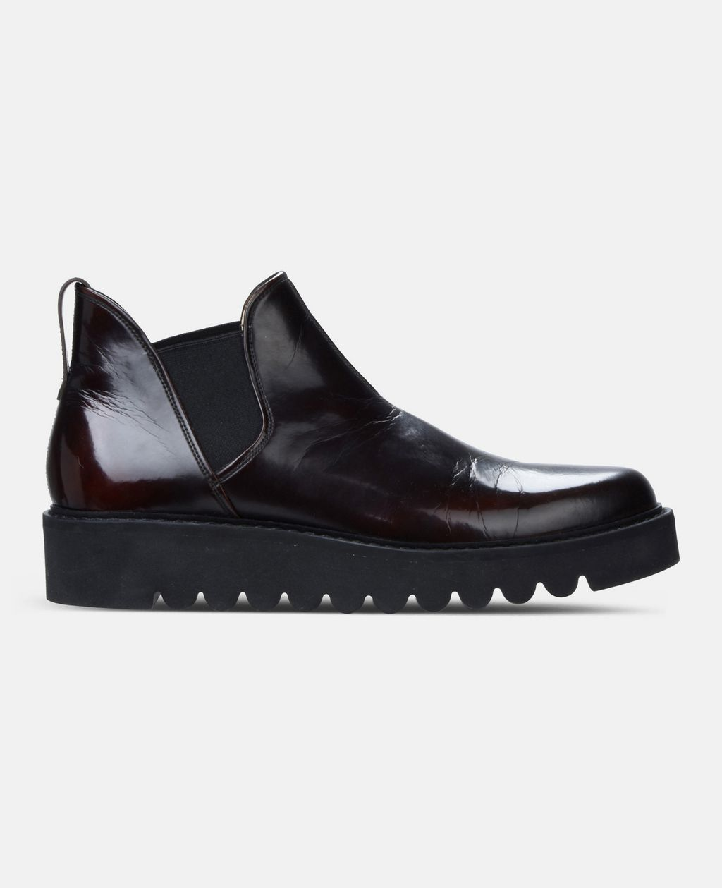 Black Low Chelsea Boots - STELLA McCARTNEY MEN