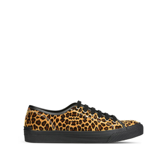 Leopard Vulca Sneakers