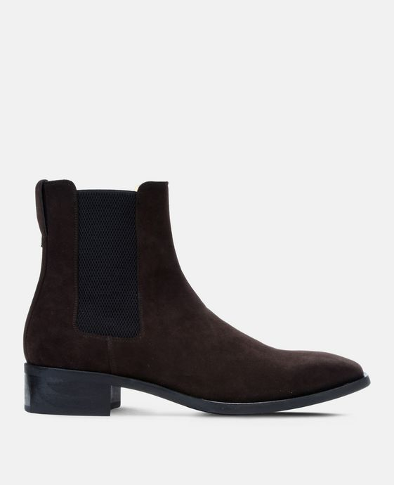Alter Suede Brown Chelsea Boots
