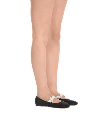 REDValentino NQ2S0973GGN N0A Ballerina Woman b