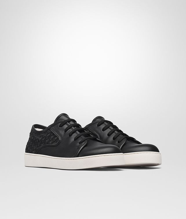 BOTTEGA VENETA DODGER LACE UP SNEAKER IN BAROLO NAPPA Trainers [*** pickupInStoreShippingNotGuaranteed_info ***] fp