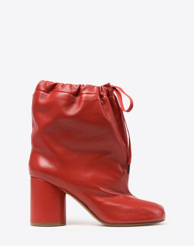 MAISON MARGIELA 22 Ankle boots D Oversized Tabi ankle boots f