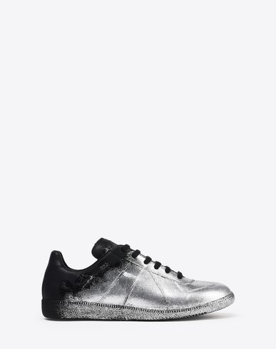 MAISON MARGIELA Sneakers U Low top glitter Replica sneakers f